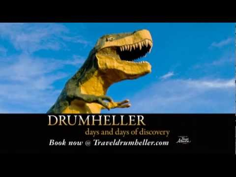 Travel Drumheller Ad