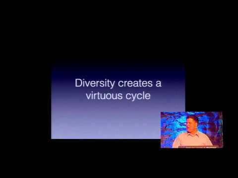 Image from Keynote - Van Lindberg
