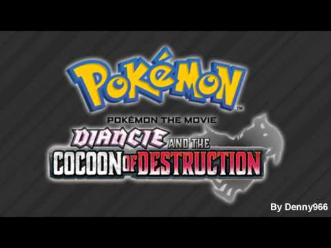 [ENG] Pokemon Movie 17 - Diancie And The Cocoon Of Destruction [Ending music clean version]