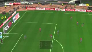 PES 2014 Full Game: Panama Vs Mexico