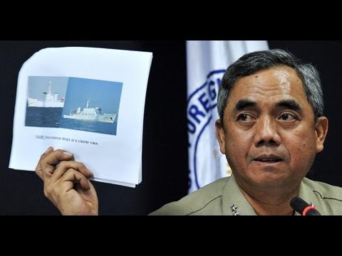 Philippine-Chinese Standoff in South China Sea (Dispatch)