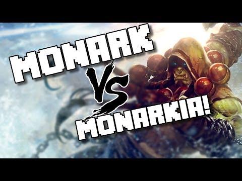Chance de conhecer o Monark Pessoalmente! (Monark vs Monarkia)
