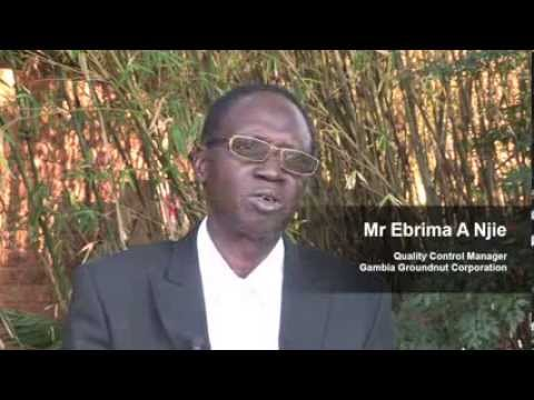 EIF Gambia: Moving up the groundnut value chain (Long version)