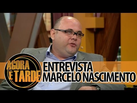 Entrevistado de hoje: Marcelo Nascimento