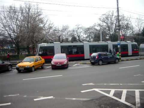 Oradea - Tramvai Siemens ULF