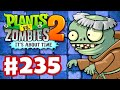 Plants vs. Zombies 2: It's About Time - Gameplay Walkthrough Part 235 - Arthur's Challenge! (iOS)