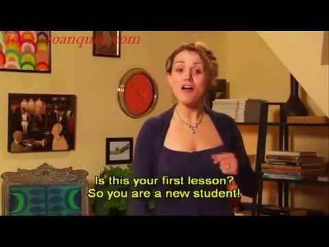 Học tiếng anh giao tiếp qua video với người nước ngoài sub english part 3/10