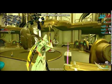 Warframe Limbo gameplay tanking t4D