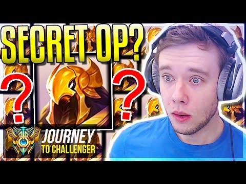 IS AZIR SECRETLY OP RIGHT NOW??? - Journey To Challenger | League of Legends