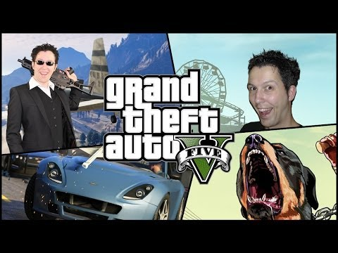 ALLE GTA Tode - Fail Compilation - Best of DebitorLP - auf gamiano.de