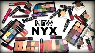 NEW From NYX - Hits & Misses