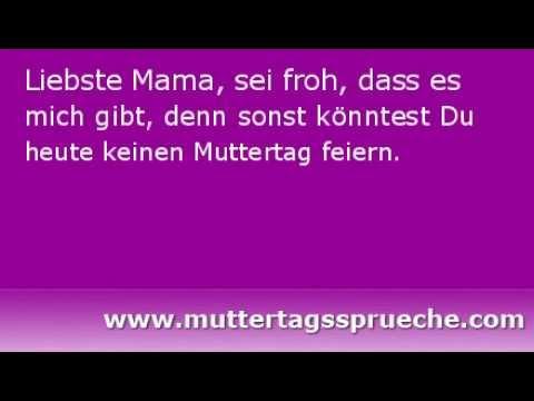 Bon Muttertagssprüche