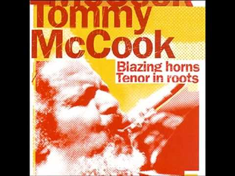 Tommy McCook Horny Dub Glen Brown Meets Tommy McCook At Cross Roads Caledonia Place