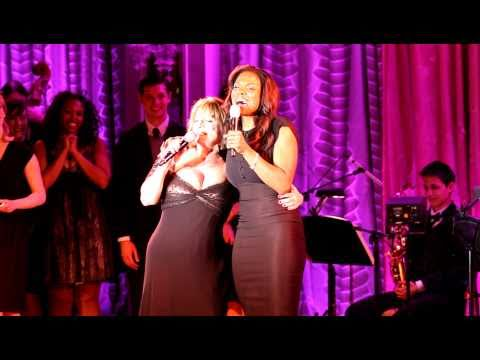 Patti LuPone and Audra McDonald -- Get Happy / Happy Days Are Here Again (2011)