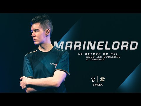 O'Gaming welcomes MarineLorD