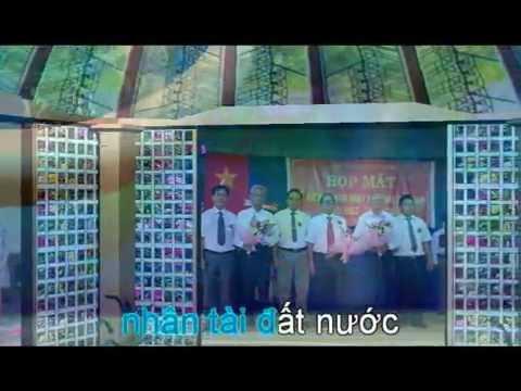 Karaoke Tự Hào Nhà Giáo Việt Nam - THCS Tân Bình.