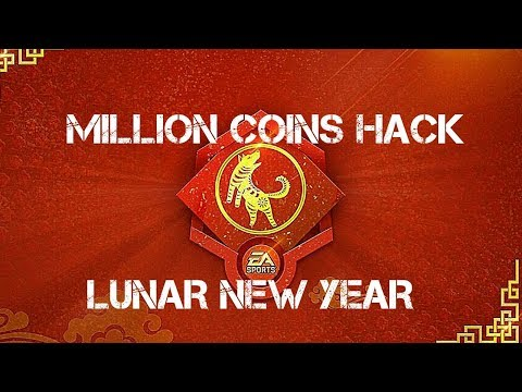 MILLION COINS HACK FROM LUNAR NEW YEAR!!!  BEST TRADING TIPS AND TRICKS!! FIFA MOBILE 18!!