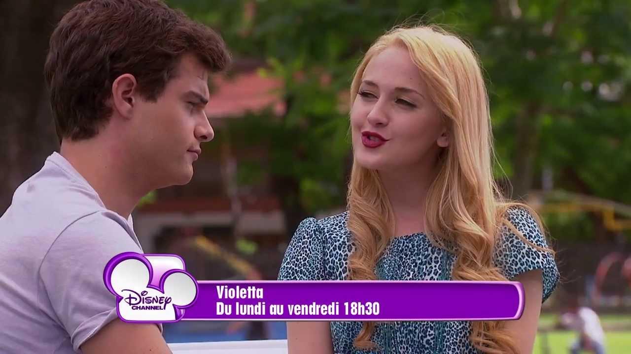 Violetta saison 2 r sum des pisodes 26 30 exclusivit disney channel youtube - Musique violetta saison 2 ...