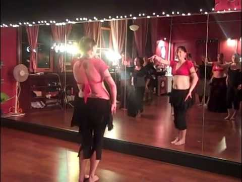 ATS® Belly Dance Basics Week 1