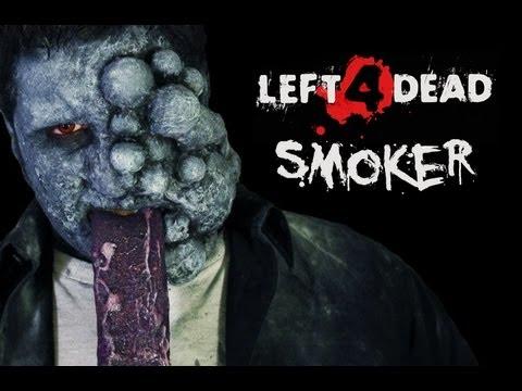 Left 4 Dead Smoker - Francesco Sanseverino