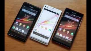 1.- ACTUALIZAR/RESTABLECER Sony Xperia L A Android 4.2.2