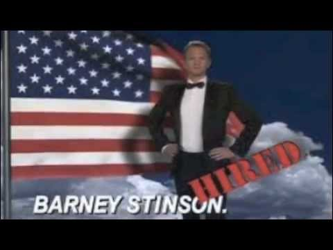 barney stinson awesome song with lyrics that s awesome