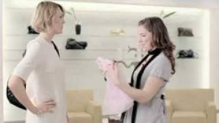 Hilarious Ad about women shopping