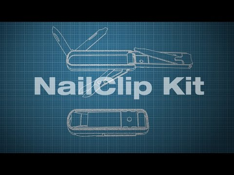 True Utility NailClip Kit