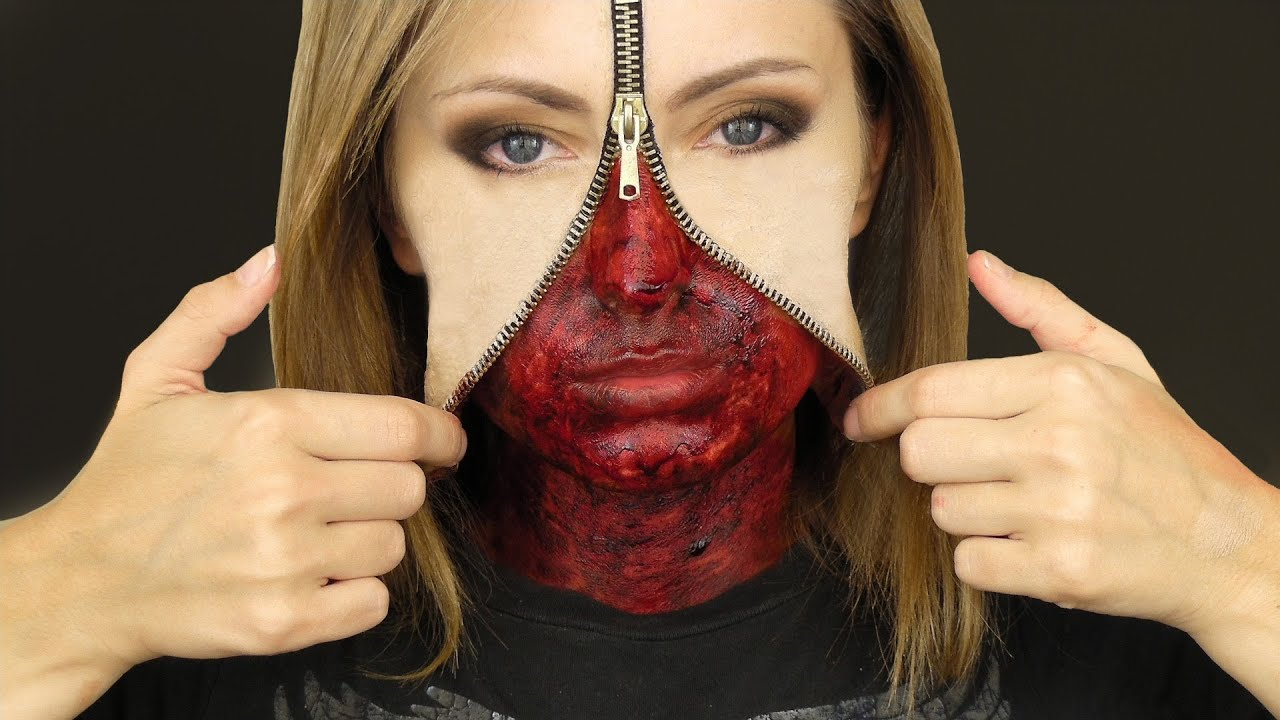 YouTube tutorial professional  MAKEUP natural TUTORIAL UNZIPPED  ZIPPER makeup FACE