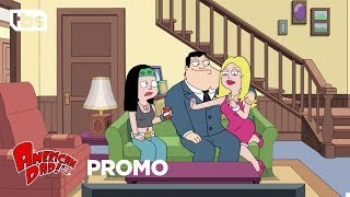 American Dad: New Season Premiere February 12 [PROMO] | TBS