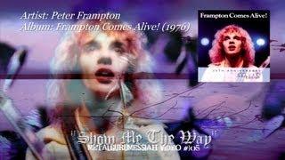 Show Me The Way Peter Frampton (1976)