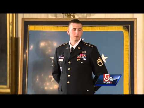 Nashua native awarded Medal of Honor by President Obama