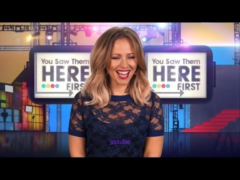 Kimberley Walsh - [Full HD] You Saw Them Here First Part 1 - 19 Mar 2014