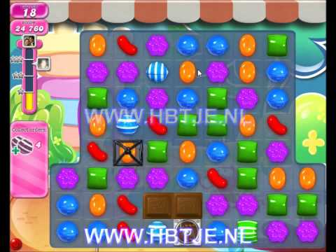 Candy Crush Saga level 640