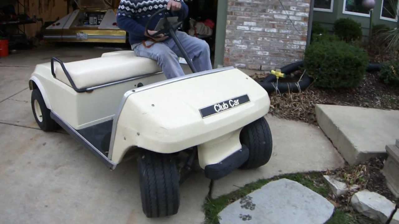 Club car golf cart in ebay motors ebay autos post for Surplus electric motors for sale