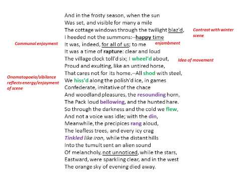 prelude essay The poem also portrays that there is a point in everyone's life when their childhood ends and they finally realise that there are much more powerful things than them in the world and however much they destroy this power it will always return need essay sample on the prelude and the echoing green.