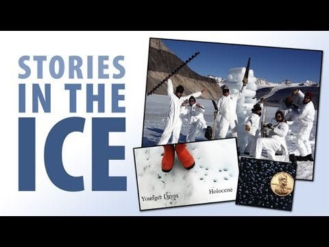 Stories in the Ice:  What Can Past Climate Tell Us about Our Future?