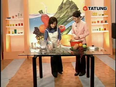 Tatung TFS-J15HS Nutrition Maker (English Version)