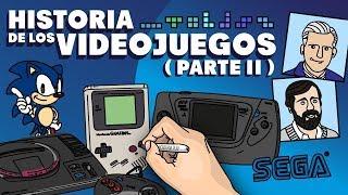 Historia de los videojuegos II