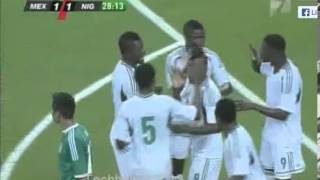 Mexico Vs Nigeria 2-2 Friendly Match All Goals And