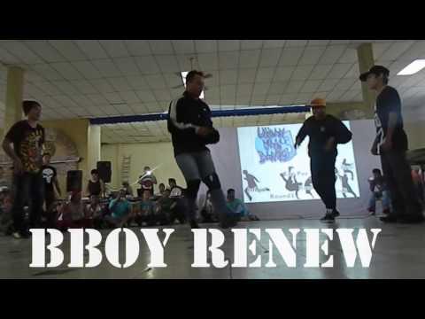 Bboy Arnold y Bboy Renew vs Bboy Bocho y Calambres | Urban War: Dance 3 | (Ronda 1) 2014