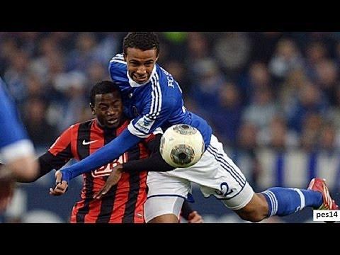 FC Schalke 04 - Hertha BSC Berlin   Bundesliga 28. Spieltag   28.03.2014   Fifa 14