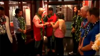 Hawaii Five-0 Season 4 Blessing