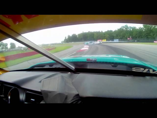 2013 Pirelli World Challenge Mid Ohio: Mustang Mayhem