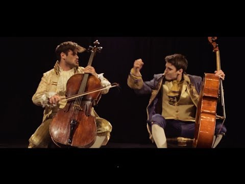 Thumbnail of video 2CELLOS - Thunderstruck [OFFICIAL VIDEO]