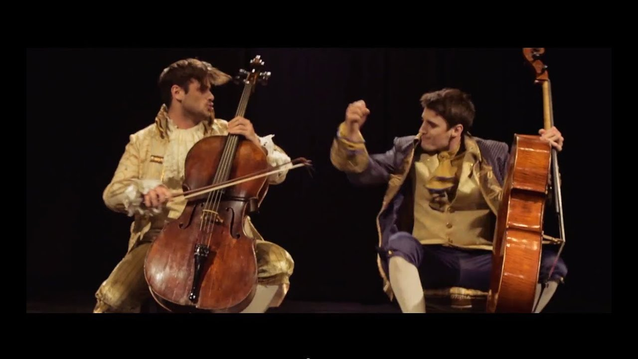 The new 2Cellos video is out! Pr