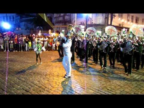 Fanfarra Tradicional de Alagoinhas - Campeã Baiana 2011 - Entrada