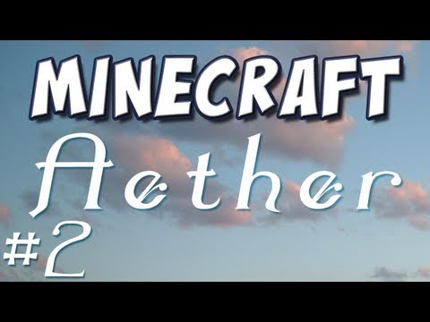 Minecraft: Aether Mod Spotlight Part 2 - Bronze Dungeon