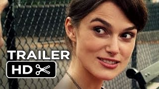 Begin Again Official Trailer #1 (2014) Keira Knightley