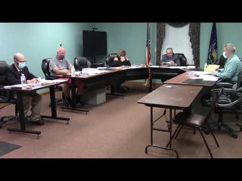 Champlain Town Board Meeting  9-14-21